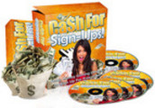 Cash For Sign Ups - Video Series