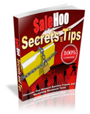 Product picture Salehoo Secrets And Tips with (MMR)