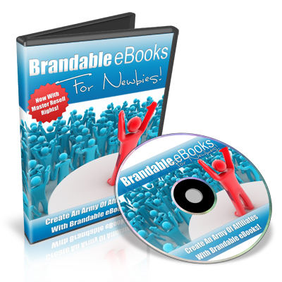 Product picture Brandable eBooks For Newbies - Video Series