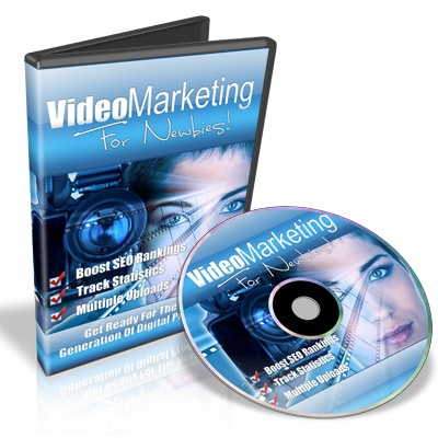 Product picture Video Marketing For Newbies - Video Series