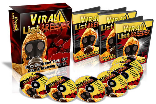 Product picture Viral List Breeder - Video Series